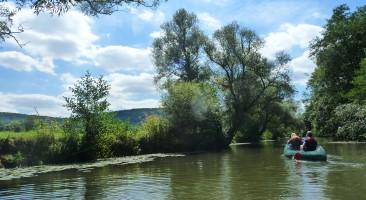 Kanu-Erlebnis