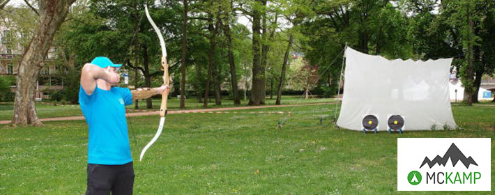 Intuitive Bogenschießen Kurse in Gräfendorf, Bad Kissingen und ganz Bayern